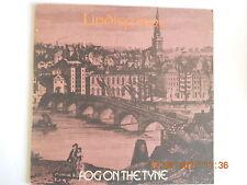 * LINDISFARNE - FOG ON THE TYNE - 1st Press 1971 UK LP * EXC