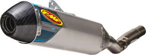 FMF Racing Exhaust Stainless Steel Factory 4.1 RCT Slip-On Yamaha YZ250F 044382
