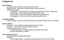 Uniform Bar Exam Outline - UBE - Harvard Law & Barbri Notes + SanDisk 8GB USB