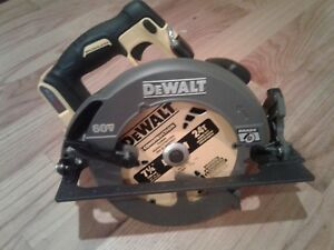 "DEWALT DCS575B FLEXVOLT 60V MAX 7-1/4"" Circular Saw with Brake, Tool Only"
