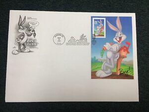 3138c 32c Bugs Bunny SCARCE VARIETY FDC: Artcraft Cach.