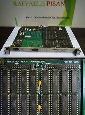 PERCEPTRON PCB 495-0095 VME GRAPHER VGA GRAPHICS SYSTEMS