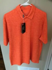 Under Armour Men's Large Playoff Polo, Golf Shirt-NWT!