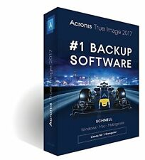 Sof Acronis True Image 2017 1pc De