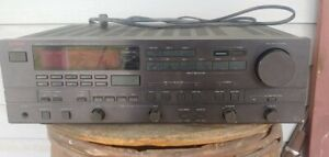 Luxman Digital Synthesized Am/FM Stereo Receiver R-117
