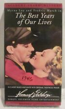 The Best Years of Our Lives (Vhs) Digitally Remastered Stereo Surround Sound New