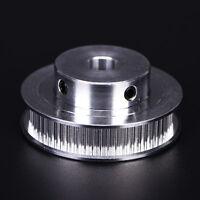 GT2 Zahnriemenscheibe Aluminium - 8mm Bohrung - 60 Zähne für RepRap 3D DruckerCN