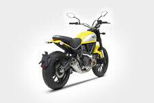 Zard Muffler Slip-On Deep Placed Ducati Scrambler 800 Model 2014 - 2016