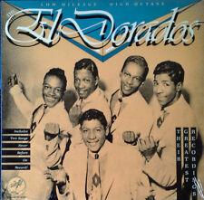 THE EL DORADOS - LOW MILEAGE HIGH OCTANE - SOLID SMOKE - 1984 LP - SHRINK WRAP