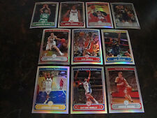 2006-07 Topps Chrome Basketball--Refractors--Lot Of 10--Multi-Lots--See List