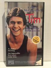 COLLEEN McCULLOUGHS ~TIM ~ MEL GIBSON & PIPER LAURIE ~ RARE AUSTRALIAN VHS VIDEO