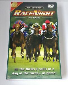 Host your own RACE NIGHT DVD Game | Cheatwell games