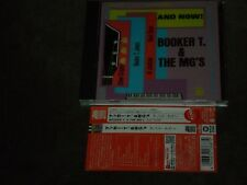 Booker T. & the MG's And Now! Japan CD