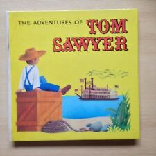 The Adventures of Tom Sawyer Pop-Up-Book, Mark Twain, Illustrated by Pavlin/Seda