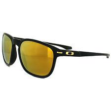 Oakley Men's Enduro Round Eyeglasses Matte Black 55 Mm