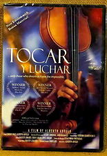 SEALED NEW  MUSIC DOCUMENTERY DVD: Tocar y Luchar (To Play and To Fight) 2006