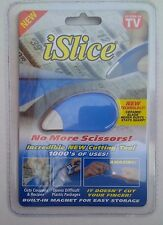 iSlice Package Opener and Cutting Tool Safe Ceramic Blade Finger Friendly slice