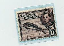 Cayman Islands 123a 1 shilling George VI