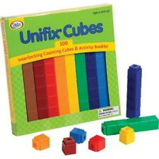 Didax Unifix® Cubes, Set of 100 (2-25)