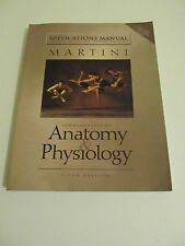 Applications Manual Fundamentals of Anatomy & Physiology MARTINI 5th Edition