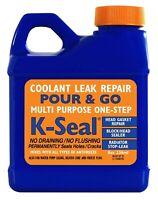 K-Seal Permanent Coolant Leak Repair for Head Gaskets / Radiators / Sealer K5501