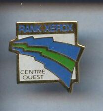RARE PINS PIN'S .. INFORMATIQUE COMPUTER PC RANK XEROX BRETAGNE OUEST FRANCE ¤8B