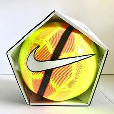 NIKE MERCURIAL FADE Soccer Ball Size 5 New in Box Futbol #00492 Pink / Yellow