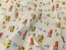 Disney Cars Lightning McQueen Matter Crib Toddler Bed Fitted Sheet