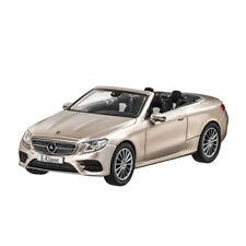 Original Mercedes Voiture Miniature 1:43 E-Classe Cabriolet aragonitsilber b66960405