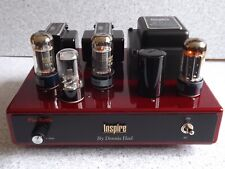 STEREO TUBE AMPLIFIER INSPIRE by DENNIS HAD CLASS A SINGLE ENDED AMPLIFIER