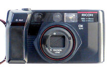 Ricoh TF-200 Automatic Film Camera with 38mm-65mm Rikenon AF Lens