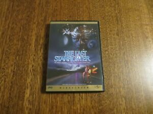 THE LAST STARFIGHTER RARE DVD COLLECTOR'S EDITION WIDESCREEN LANCE GUEST FILM R1
