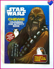 Chewie Colouring and Activity Book by Star Wars Paperback