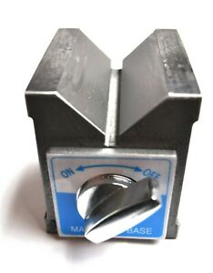 Magnetic Vee Block - 70x60x73mm Force - 70Kg