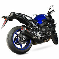 Scorpion Carbon Serket Exhaust For Yamaha 2017 MT-10 RYA102CEO