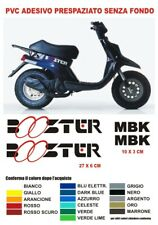 Kit Adesivi MBK Booster scooter stickers decals logo body moto 90 plasticone