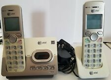 AT&T EL52213 2-Handset Cordless with Answering Machine