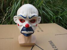 Joker Batman Dark KnightBank Robber Mask ClownMensFancyFunAdult party prop