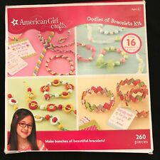 American Girl Crafts Oodles Of Bracelets DIY Jewelry Craft Kit For Multicolor
