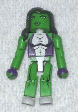 She Hulk - Marvel Universe (MiniMates) - 100% complete