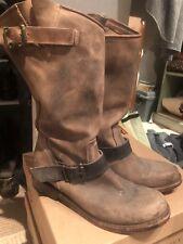 Freebird Crosby Engineer Boots Size 9