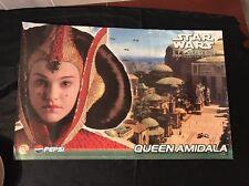 Star Wars Episode 1 The Phantom Menace Pepsi Lays Poster Poster # 1