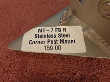 (s93) MT-7FB-R ..Foldback corner mount..Right side...Tarheel Antennas