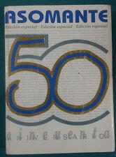 Revista Asomante 1995 Universidad de Puerto Rico XLII Volumen XII Numeros 1 y 2