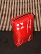 AUDI FACTORY SEALED FIRST AID KIT/SET FOR ANY/MANY AND ALL YEARS AND MODELS!
