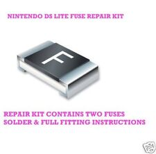 NINTENDO DS & DS LITE REPAIR KIT FUSES FAULTY DS GAMES