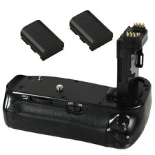 BG-E21 Battery Grip Hand grip Holder for Canon 6D Mark II 6D2 + 2X LP-E6 Battery