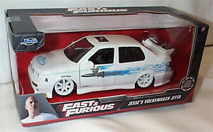FAST & FURIOUS Jesse's Volkswagen Jetta 1/24 SCALE OPENING FEATURES 99591 RB