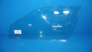 89-94 Mitsubishi Eclipse OEM left driver side door window glass
