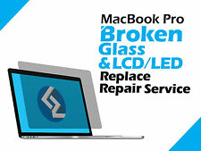 "MacBook A1278 13"" Broken Cracked Glass Replacement Replace Repair Service"
